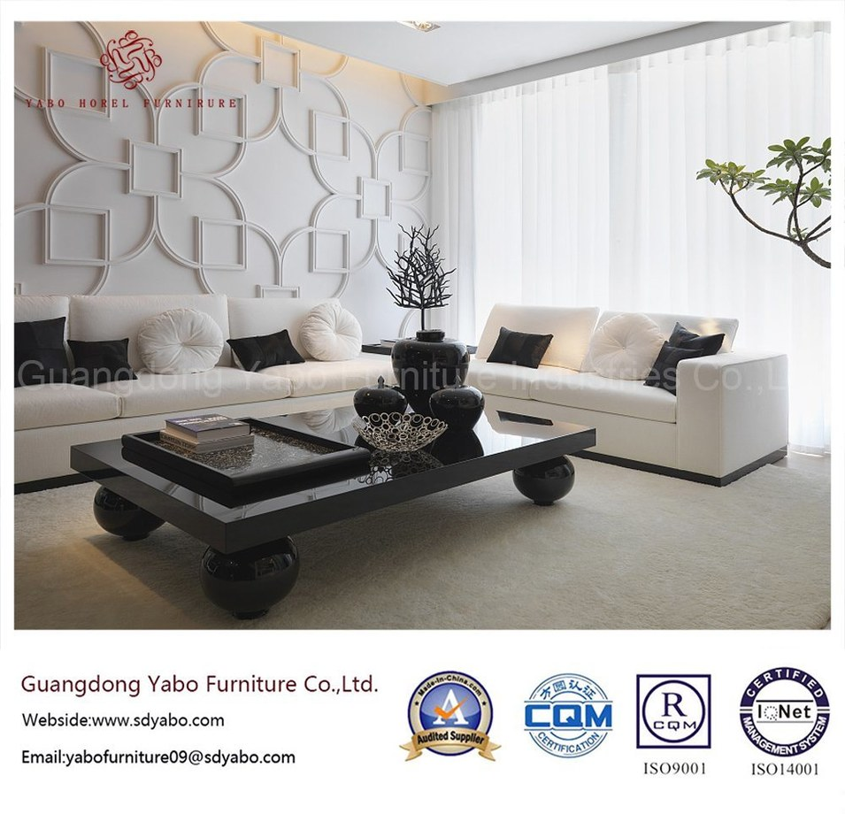 Leisure Furniture Set with Sectional Sofa for Hotel Lobby (HL-T-5)