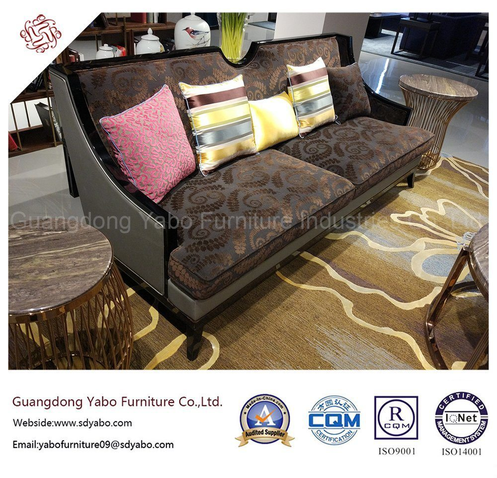 Leisure Hotel Furniture for Lounge Lobby with Sofa Set (YB-B-4)