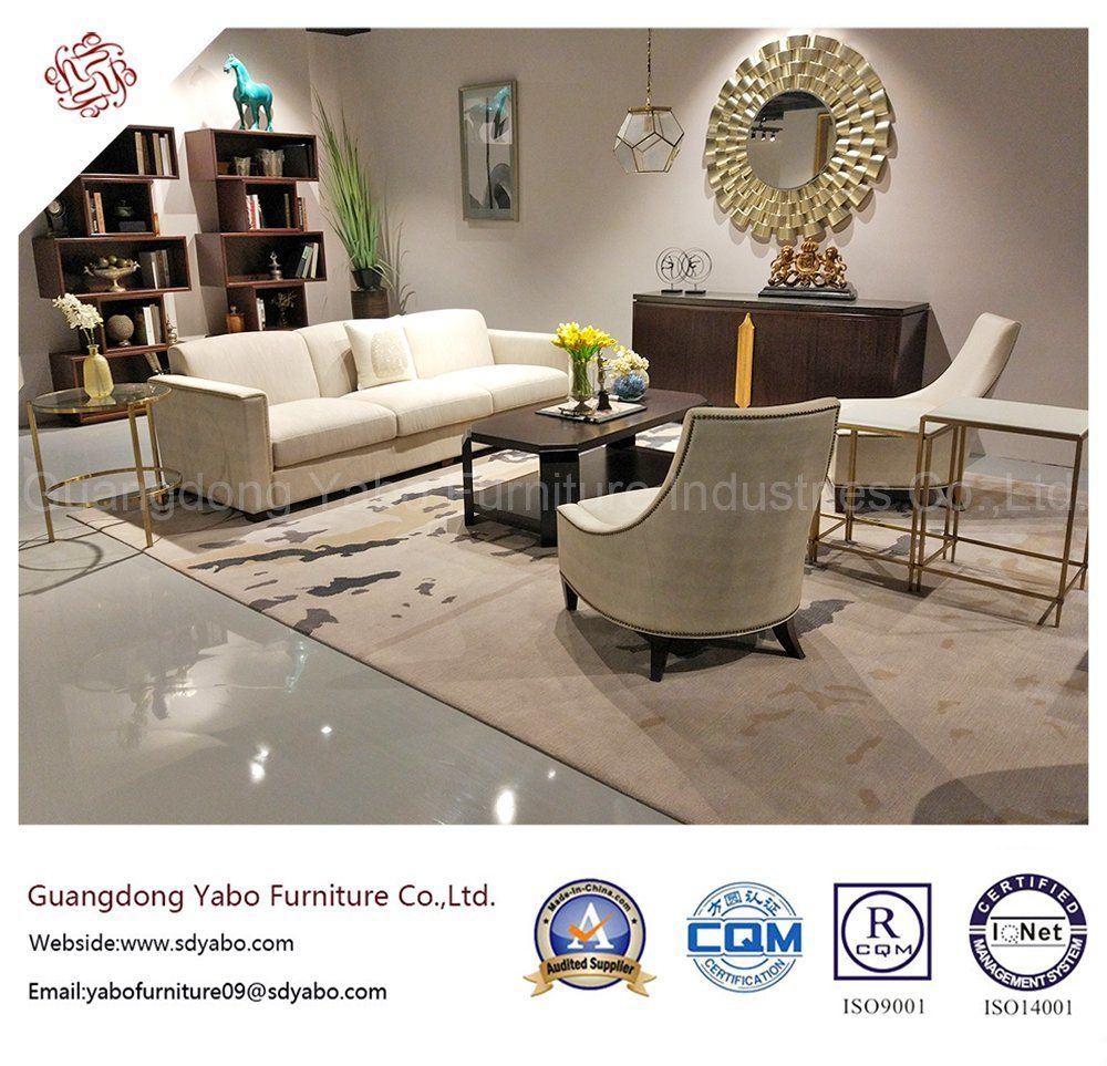 Leisure Hotel Furniture for Lobby Furniture with Sofa Set (YB-C-8)