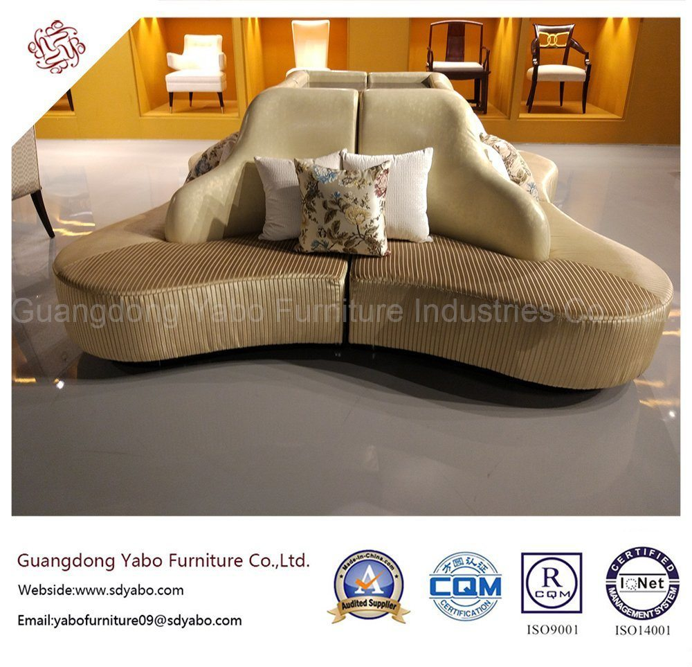 fashion Hotel Furniture for Lobby with Special Booth Sofa (YB-W29)