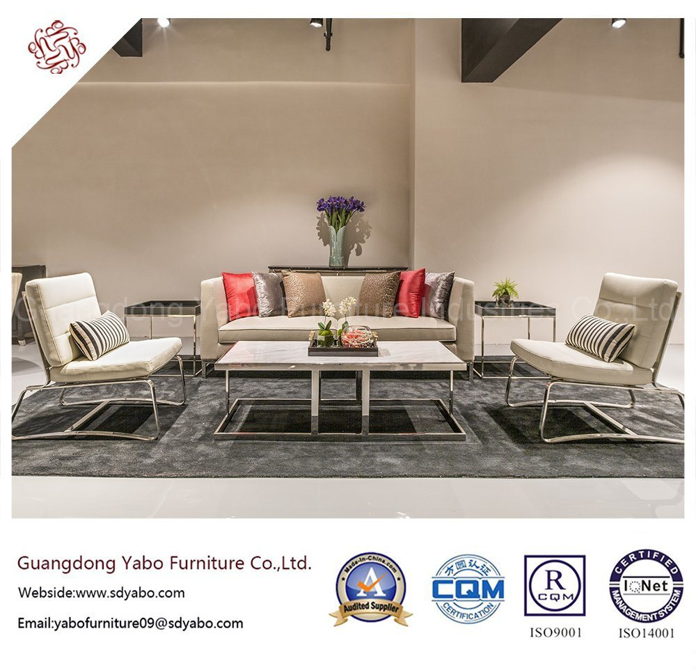 Hotel Furniture for Lobby with Custom-Made Sofa Set (HL-X-2)