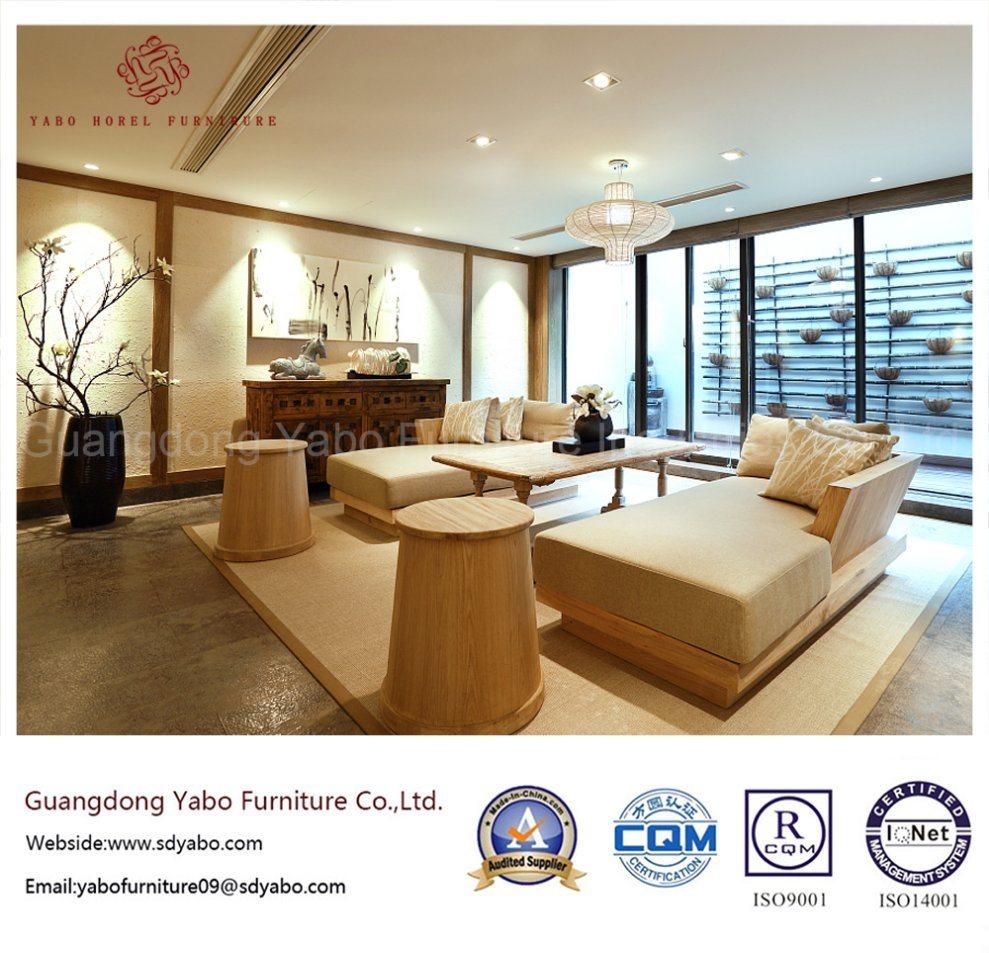 Hot Sale Hotel Furniture with Lobby Furniture Sofa Set (YB-0618)