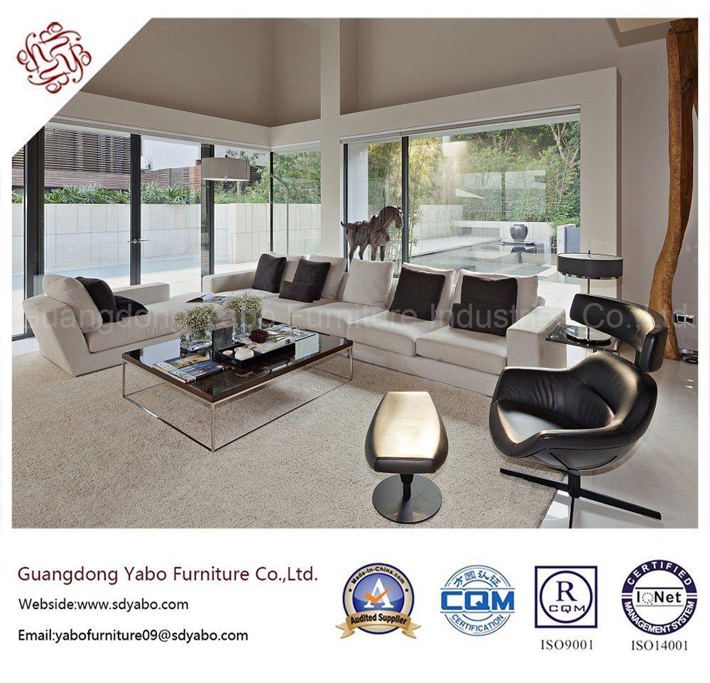 Modern Hotel Furniture for Lobby with Sofa Furniture (YB-B-39)