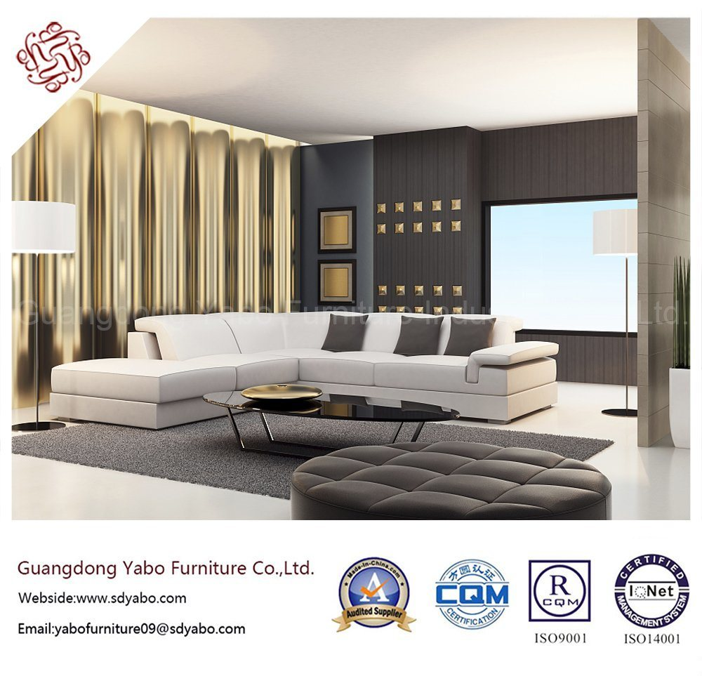 Creative Hotel Furniture for Lobby Furniture with Sectional Sofa (YB-B-44)