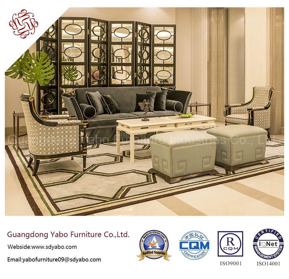 European Style Hotel Furniture for Lobby Sofa Set (HL-2-2)
