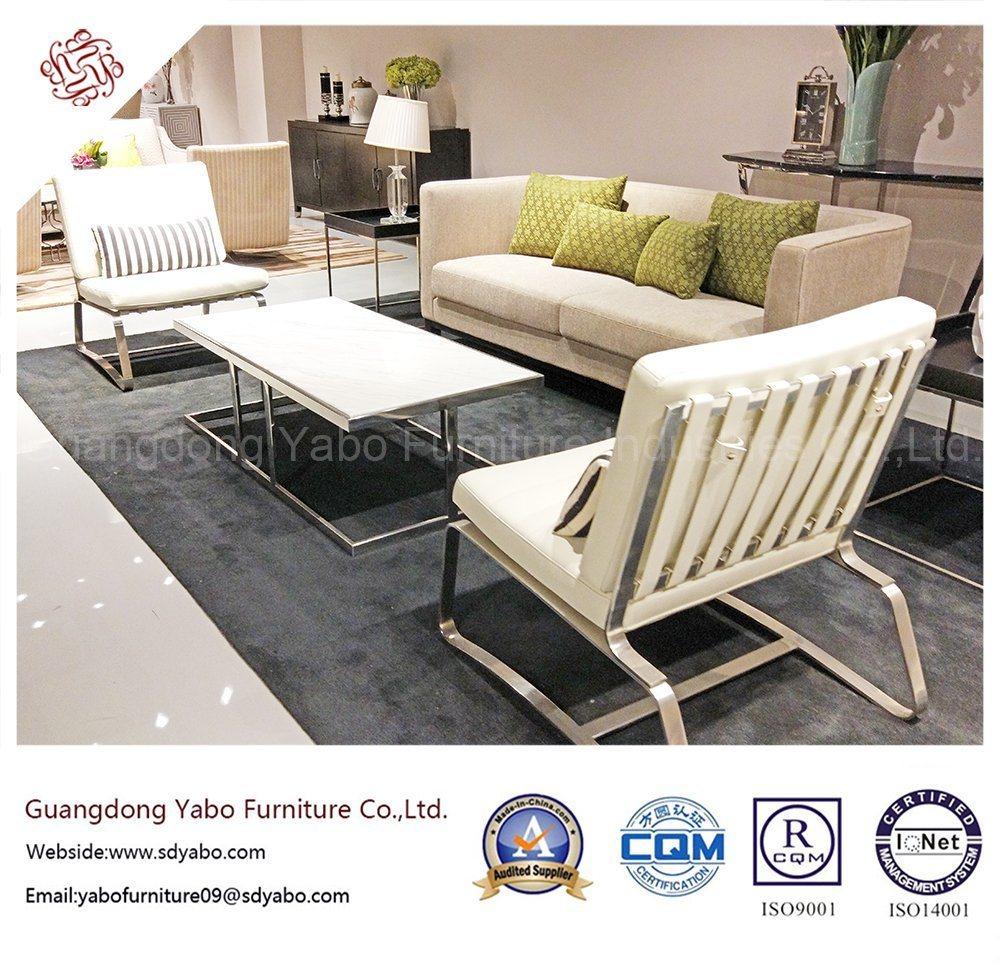 Yabo Hotel Furniture with Modern Lobby Fabric Sofa (HL-1-1)