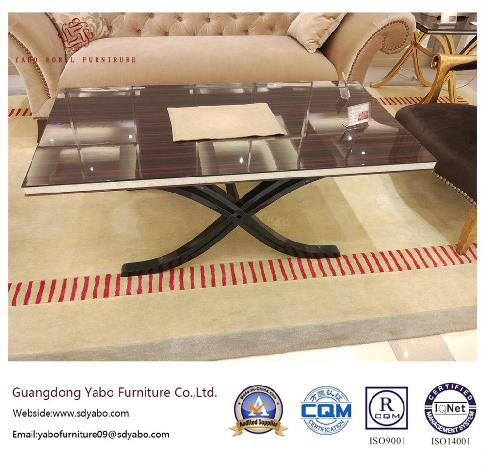 Hotel Furniture with Coffee Table for Living Room Furniture (YB-F-002)
