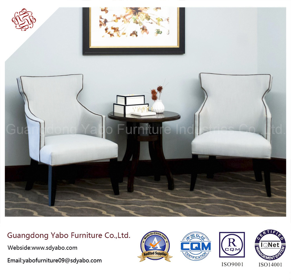 Delicate Hotel Furniture with Lobby Lounge Single Sofa (YB-H-28)