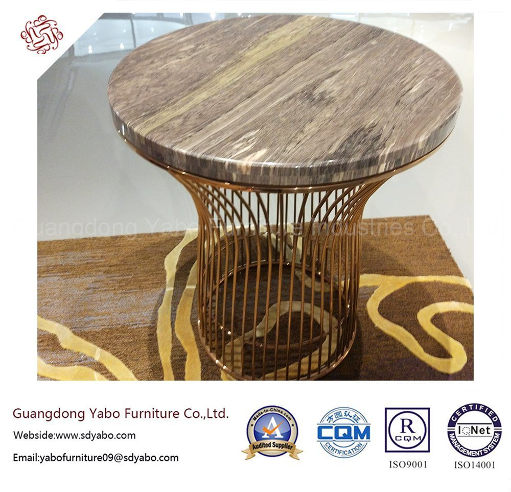 Creative Hotel Furniture with Living Room Coffee Table (YB-D-21)