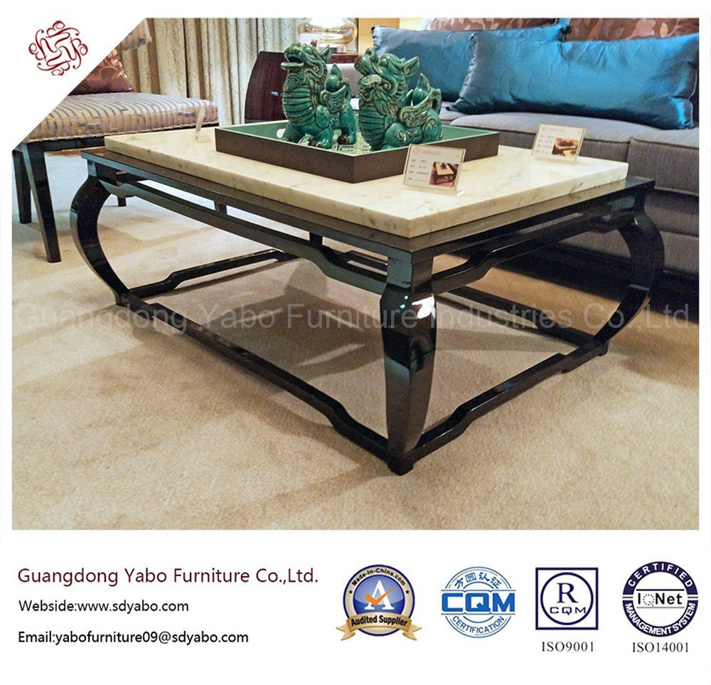 Generous Hotel Furniture for Living Room with Coffee Table (YB-D-25)