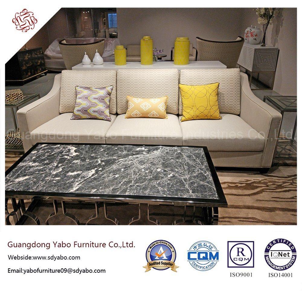Hotel Furniture for Modern Living Room Three-Seat Sofa (6961C)