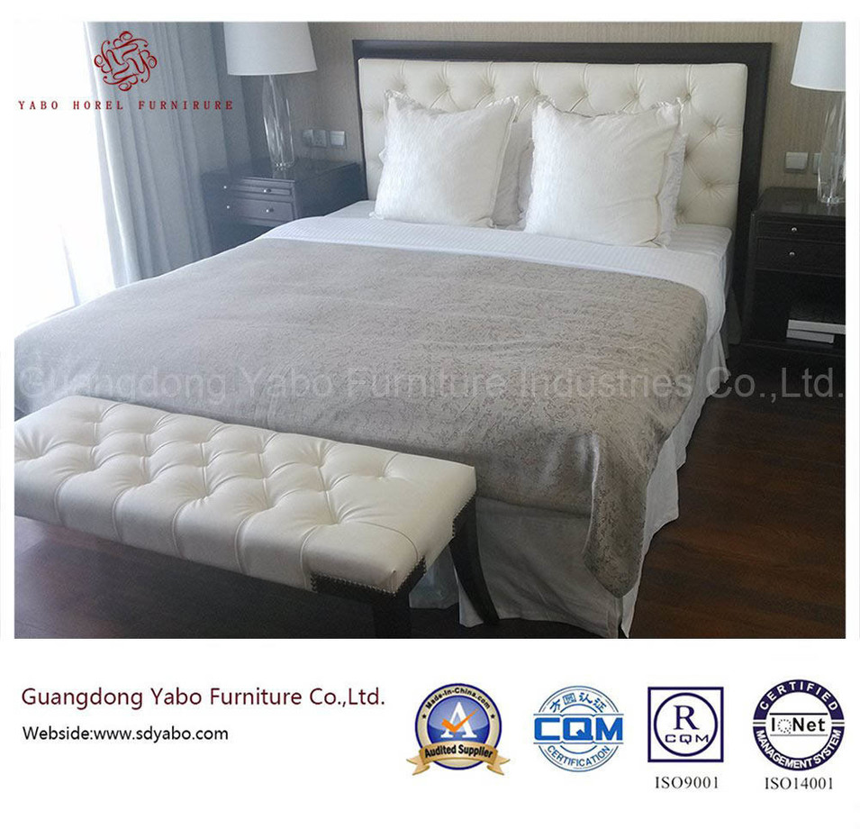 Superior Hotel Furniture with Modern Style Bedroom Set (YB-G-6)