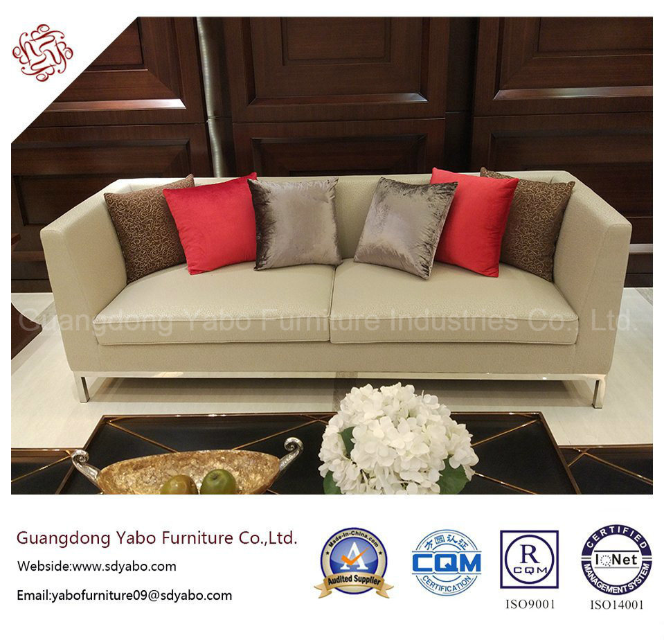Living Room Three Seater Sofa Hotel Furniture