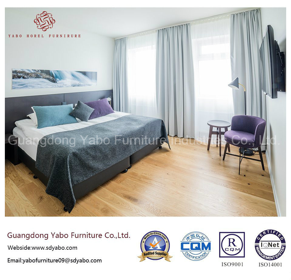 Custom Made Hotel Furniture for Bedroom Furniture Set Wholesale (YB-G-4-1)