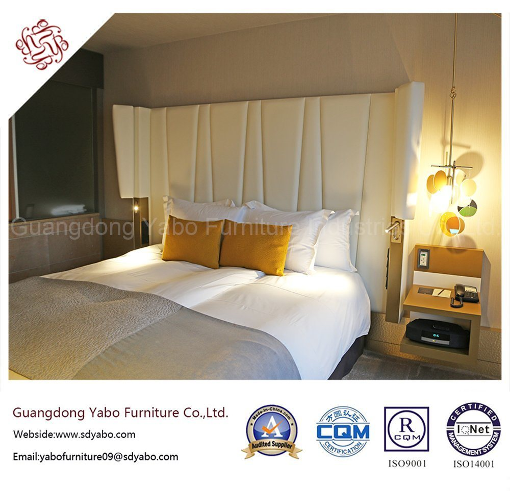 Hotel Furniture with Standard Bedroom Furniture Set (YB-G-3)