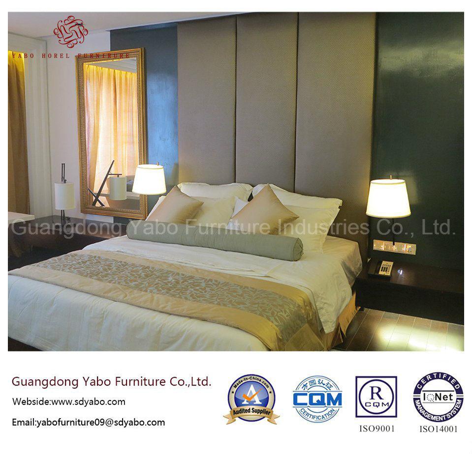 Designed Hotel Furniture with Suite Bedroom Set FF&E (YB-G-7)
