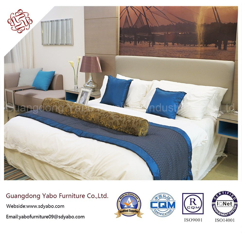 Modern Hotel Furniture Bedroom Set Customization (YB-G-20)