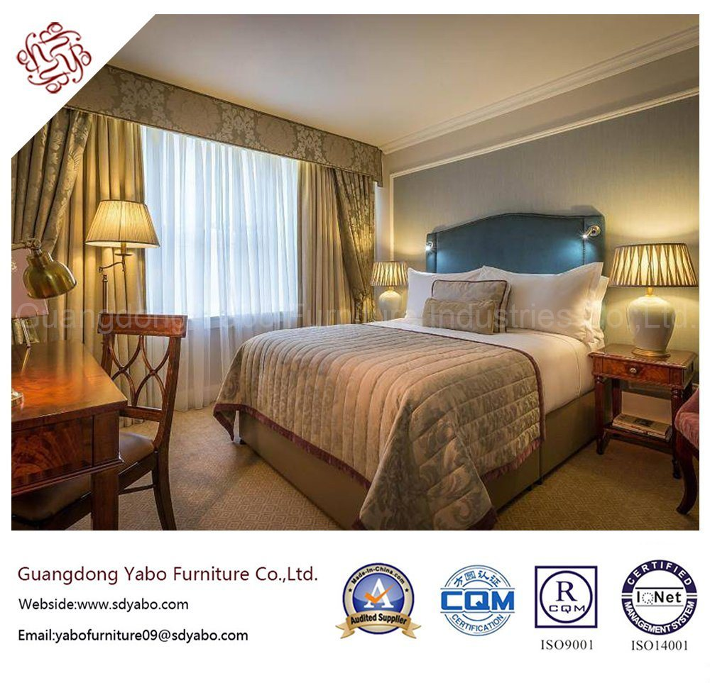 Economical Hotel Furniture for Bedroom with Furniture Set (YB-G-9)