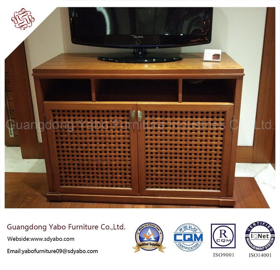 Extraordinary Hotel Rattan TV Stand for Living Room (8632-1)