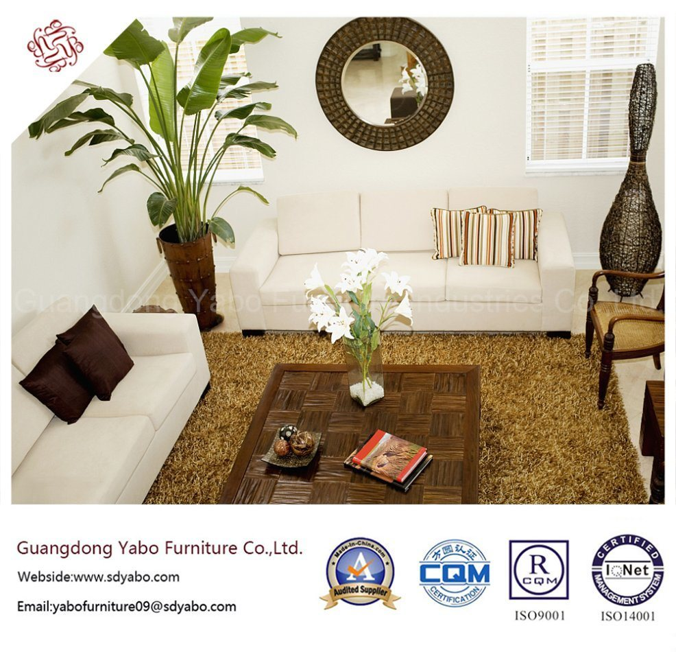 Commercial Hotel Furniture with Living Room Sofa Set (YB-W02)