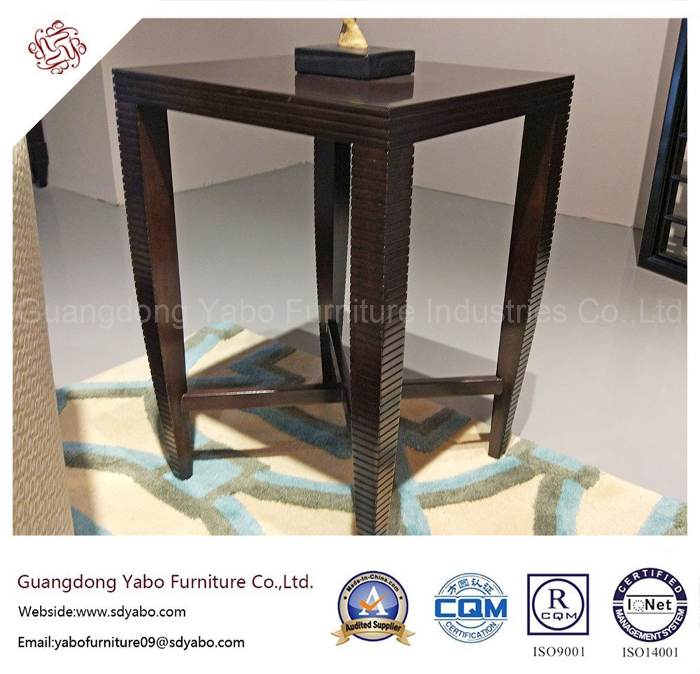 Contemporary Hotel Furniture with Living Room Side Table (YB-D-19)