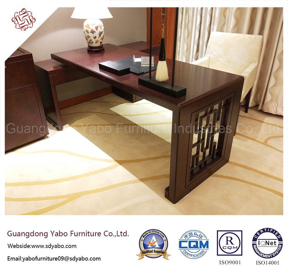 Chinese Style Hotel Furniture with Living Room Writing Table (YB-E-17)