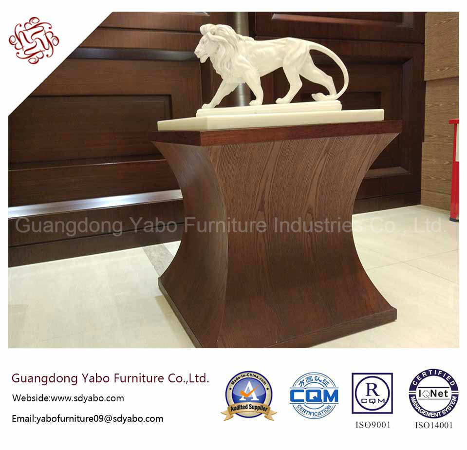 2017 Modern Hotel Furniture with Marble Side Table (YB-T-2026)