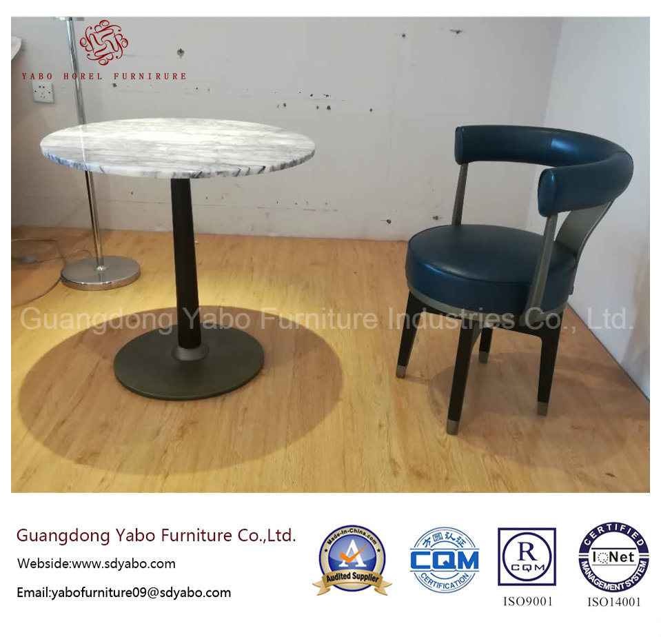 Hotel Furniture Small Marble Coffee Table
