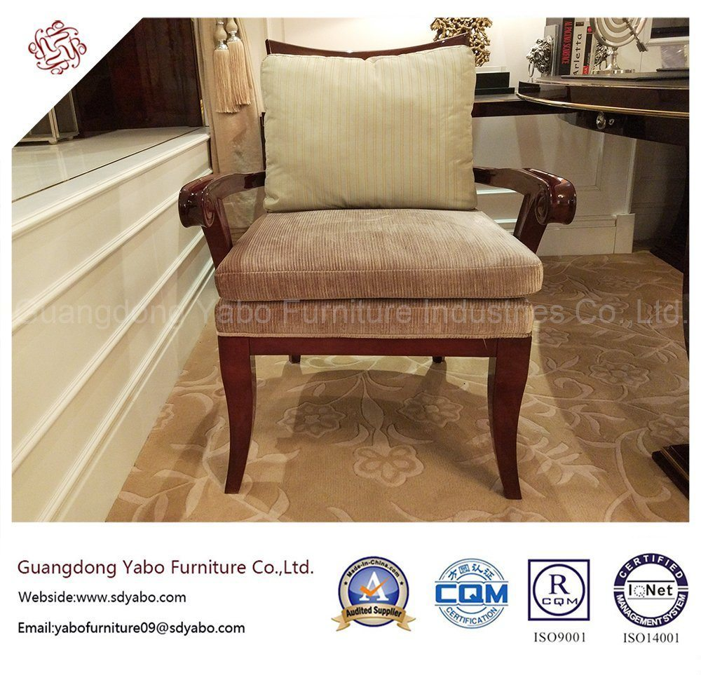 Generous Hotel Furniture with Solid Wood Chair (YB-O-16)