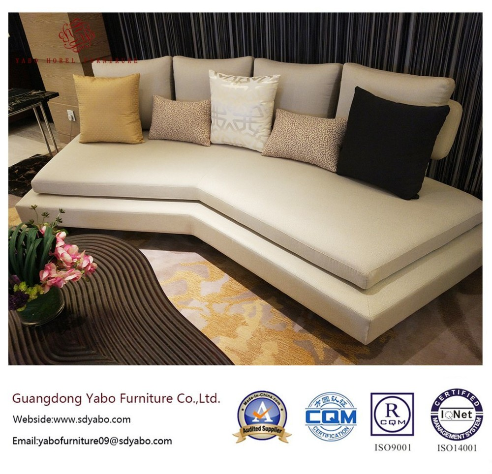 Modern Hotel Furniture with Living Room Sofa Set (YB-WS-22-1)