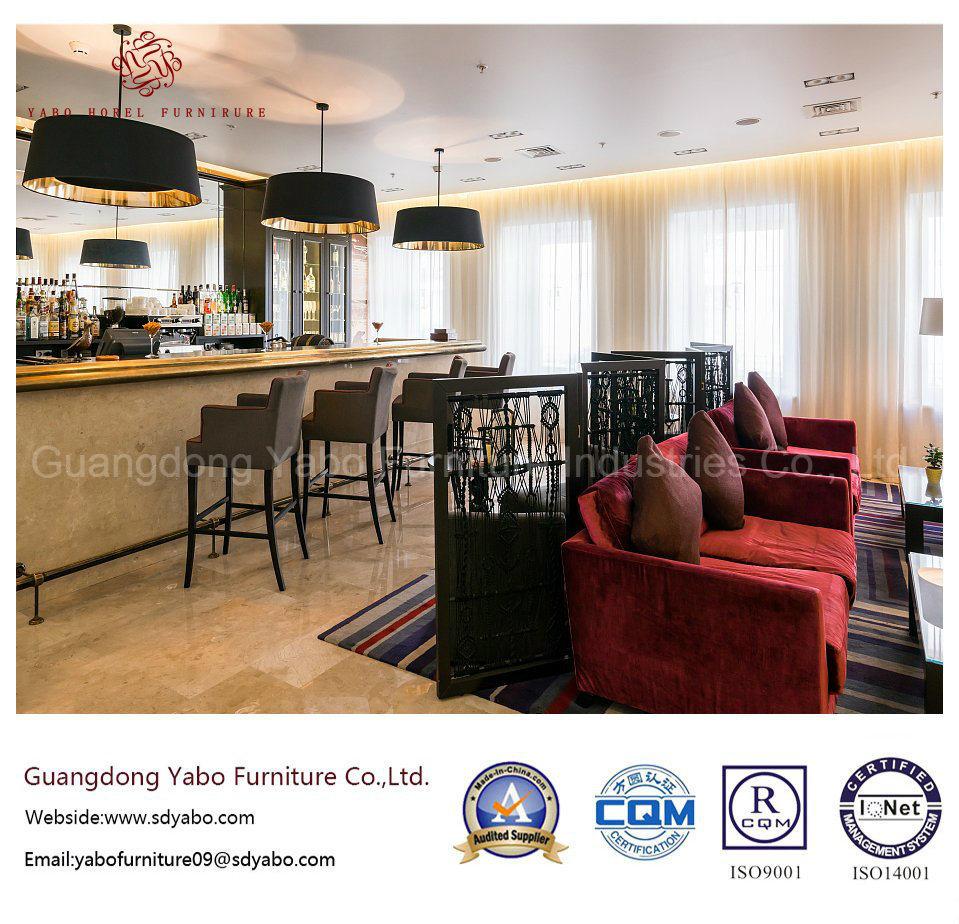 Modern Restaurant Furniture Set with Bar Chair Sofa (YB-WS-67)