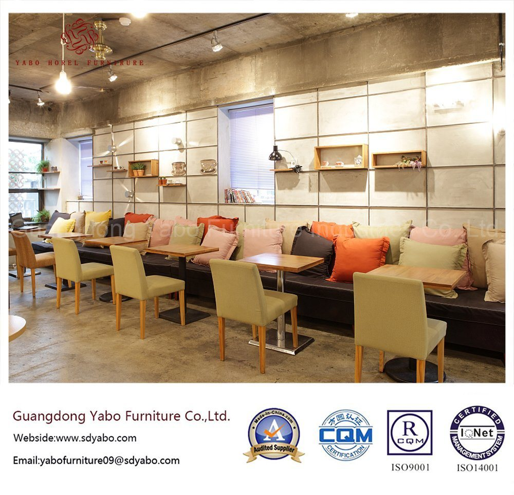 Modern Hotel Bar Furniture with Single Bar Chair (HL-T-3-1)