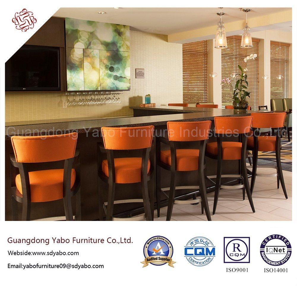 Modern Hotel Furniture for Bar Furniture with Bar Stool (YB-D-34)