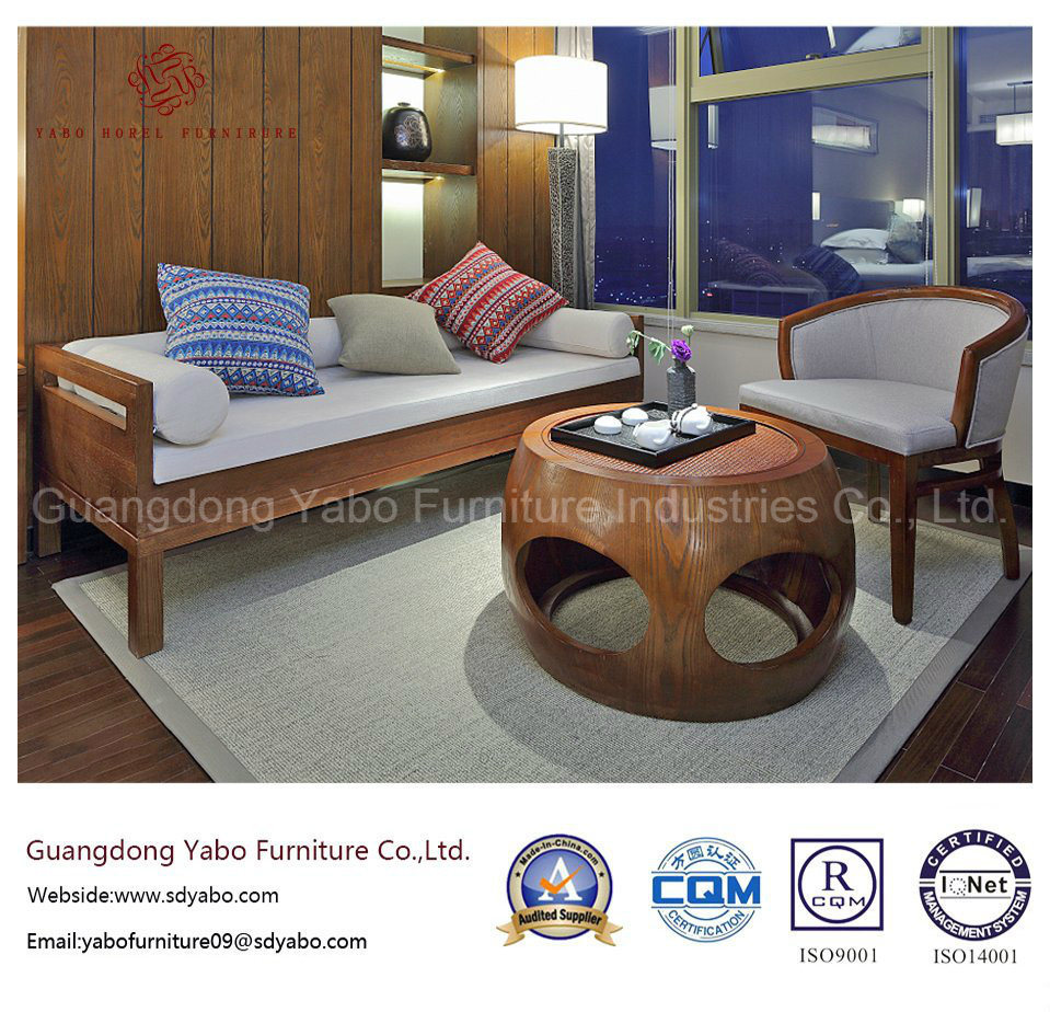 Hotel Furniture with Living Room Chair and Sofa (YB-WS-66)