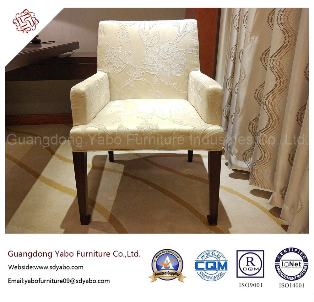 Leisure Hotel Furniture with Bedroom Fabric Armchair (YB-O-15)