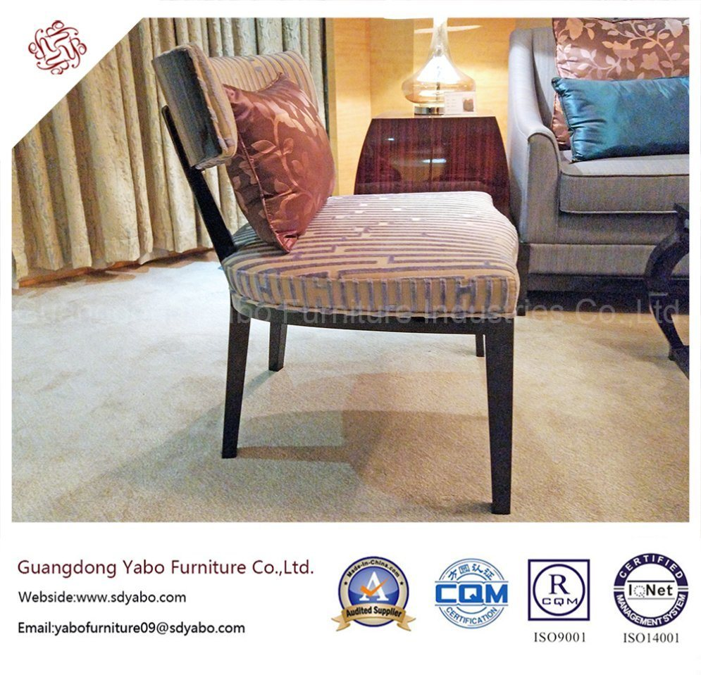 Fine Hotel Furniture with Wooden Living Room Chair (YB-O-23)