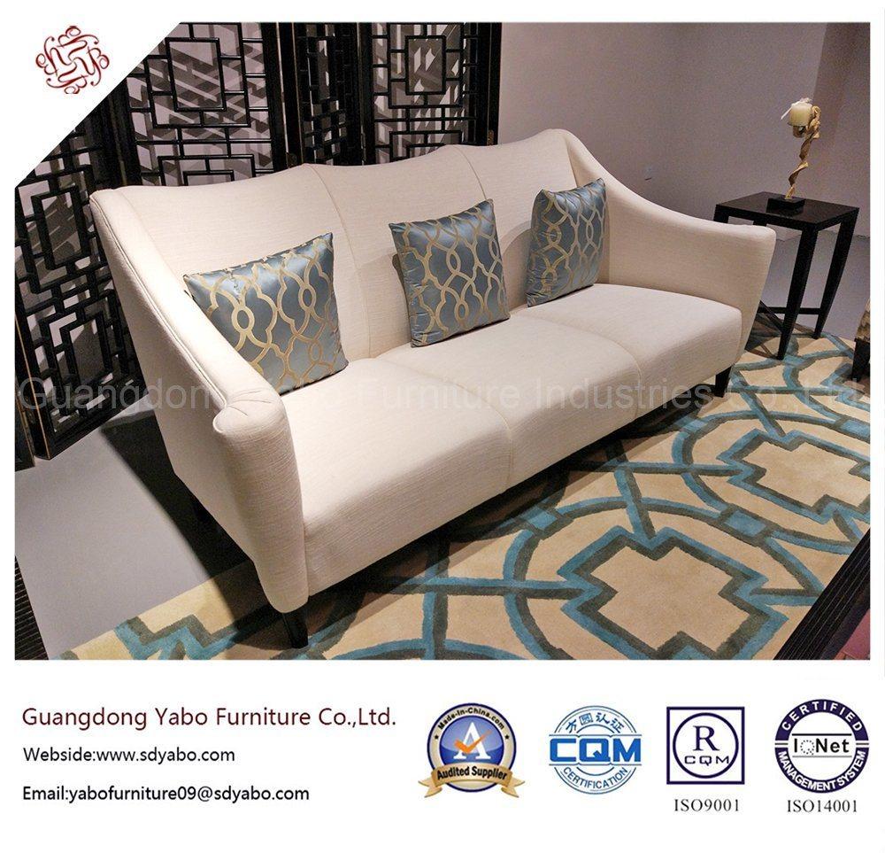 Creative Hotel Furniture with Modern Fabric Sofa (YB-O-35)