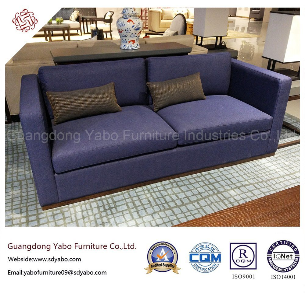 Commercial Hotel Furniture for Living Room Three Seat Sofa (6961SS)