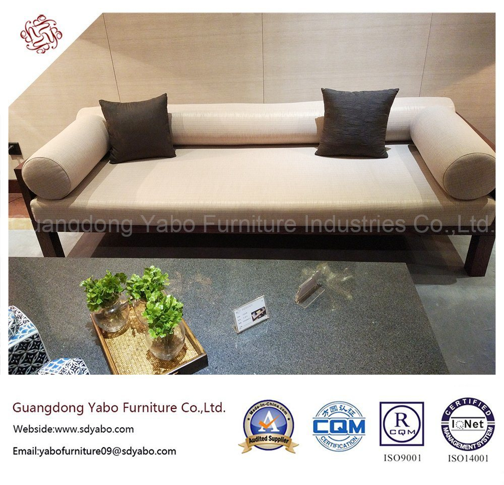 Chinese Hotel Bedroom Furniture with Living Room Sofa (YB-E-2)