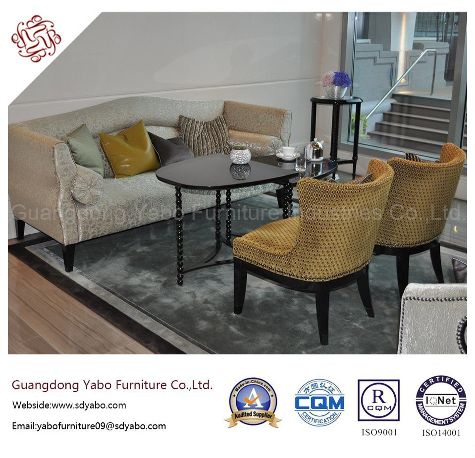 High Quality Hotel Furniture with Living Room Furniture Set (YB-B-6)