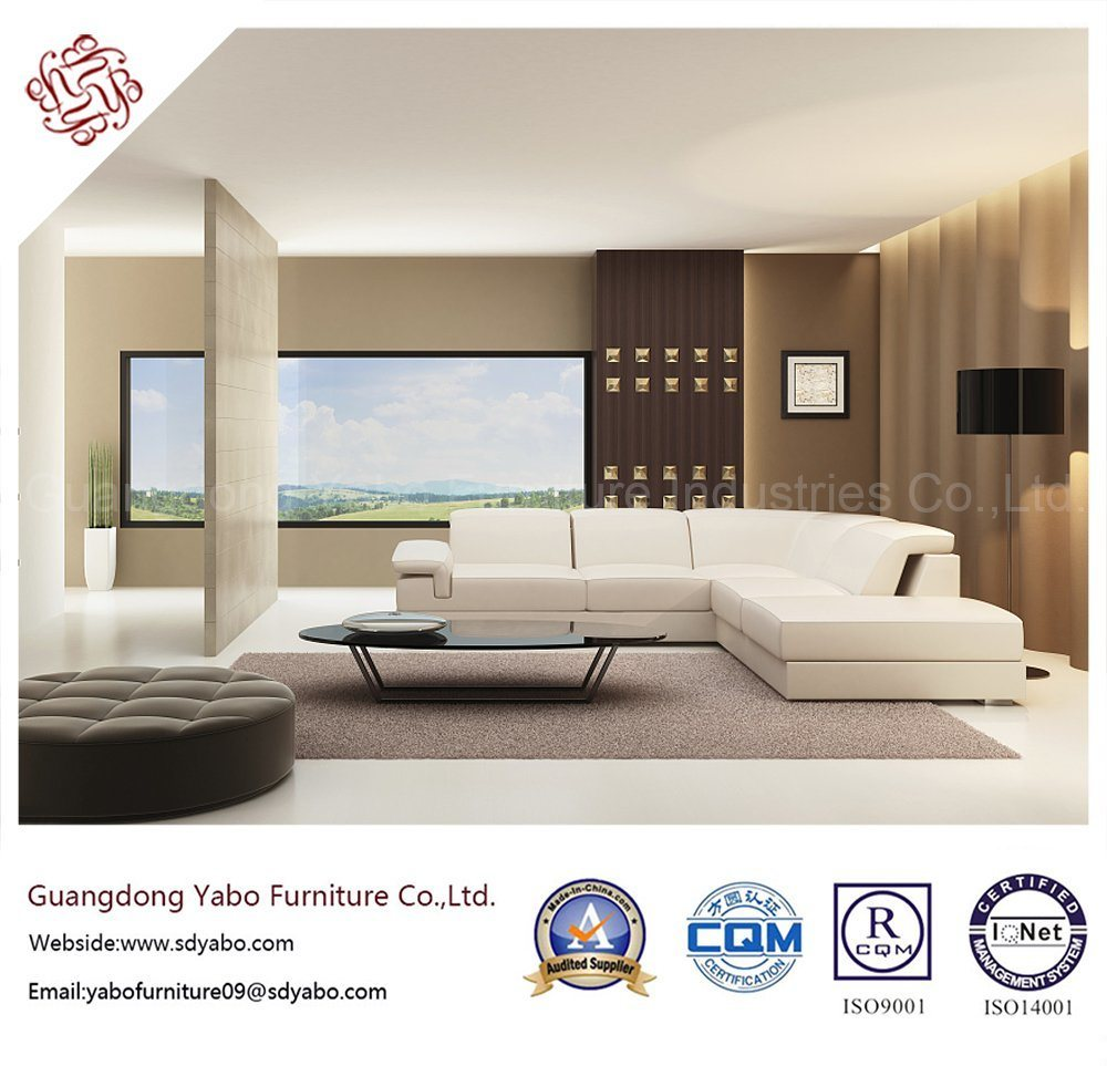 Comfortable Hotel Furniture for Living Room with Sofa Set (YB-B-29)