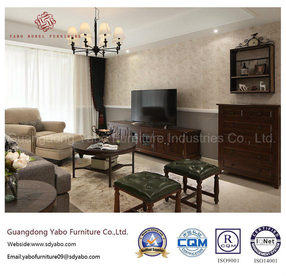 European Hotel Furniture for Living Room Furniture Set (YB-WS-82)