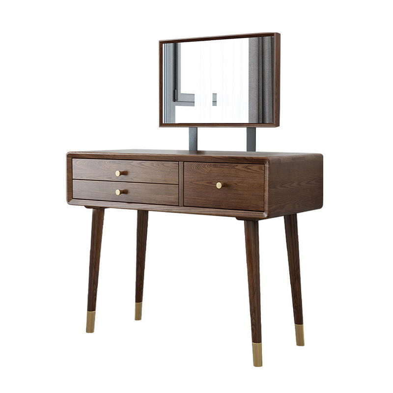 wooden dressing table designs wooden bedroom dresser with mirror girls solid wood dresser European