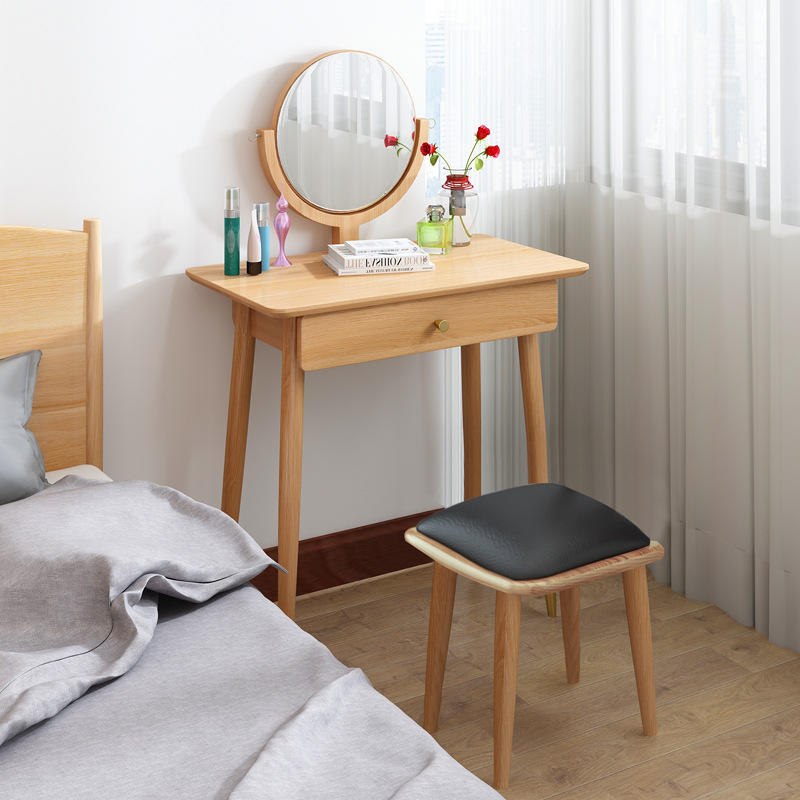 Makeup Mirror Price Furniture Mini Console Bedroom Drawer Sets Folding Dressing Table