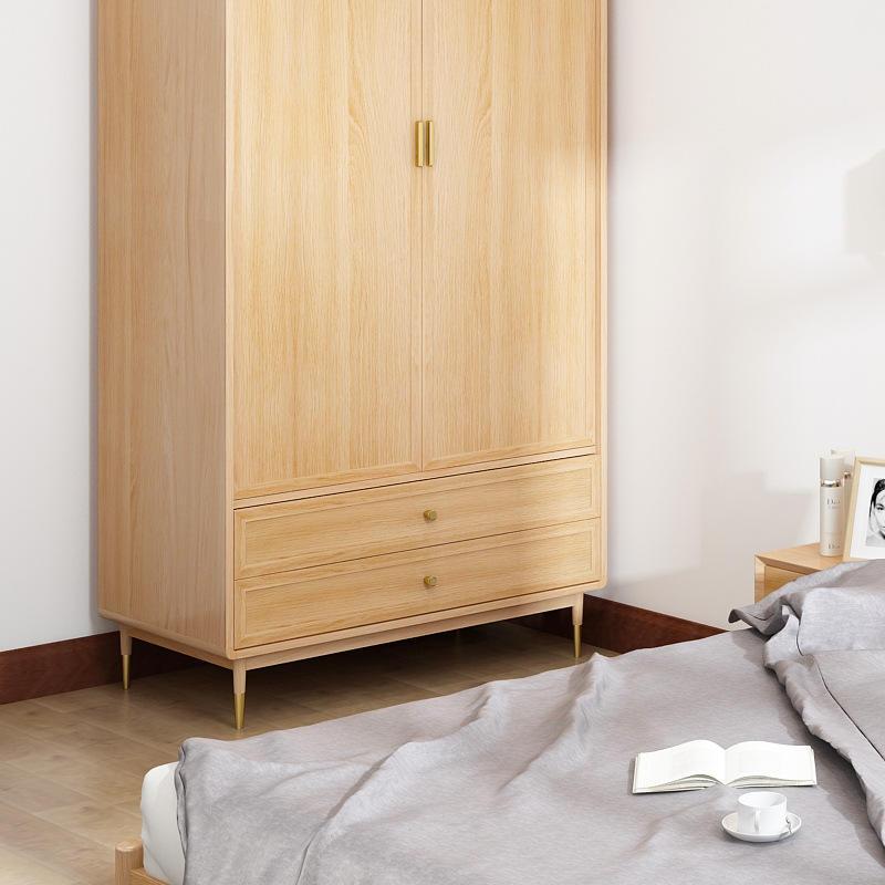 2020 New European Customized Home Bedroom Furniture large storage modern design wardrobes bedroom solid wood