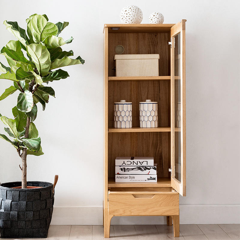 solid wood wine cabinet rack modern small design made in china cheap funky sale for dining room living room restaurant kitchen