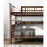 2020 new wooden kids children bedroom furniture bunk beds factory direct sales safe eco-friendly comfortable ash modern design