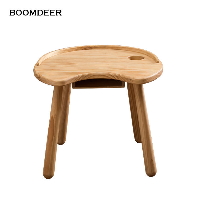 kids natural wood children furniture baby high chair dining baby chair