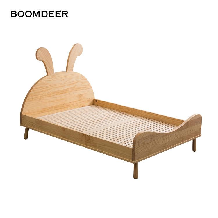 Wooden Children Beds For Children Bed/ Wooden Kids Cot Beds
