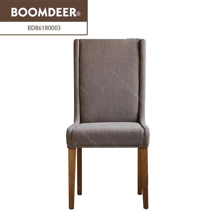 Made In China Lounge Sofa Classic Modern Wood Chair Fabric Chair For 1 Person
